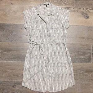 Express button up Summer dress